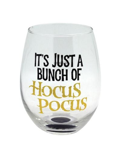 Hocus Pocus Stemless Glass
