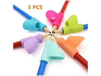 Perman Posture Pencil Grips (Set of 3)