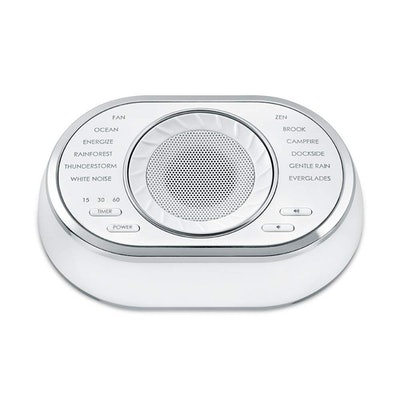 Ultra Portable Rechargeable Sound Machine