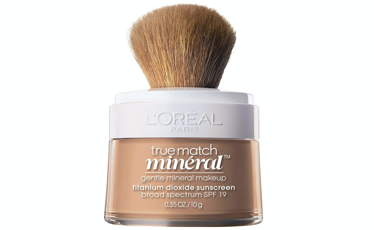 L'Oréal Paris True Match Mineral Makeup