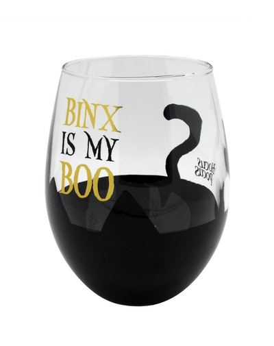 Binx Is My Boo Stemless Glass