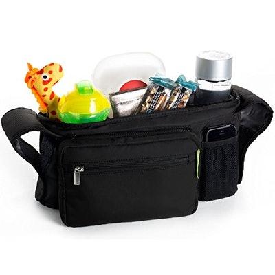 Stroller Organizer with Cup Holder