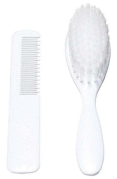 BleuMoo Hairbrush and Comb set