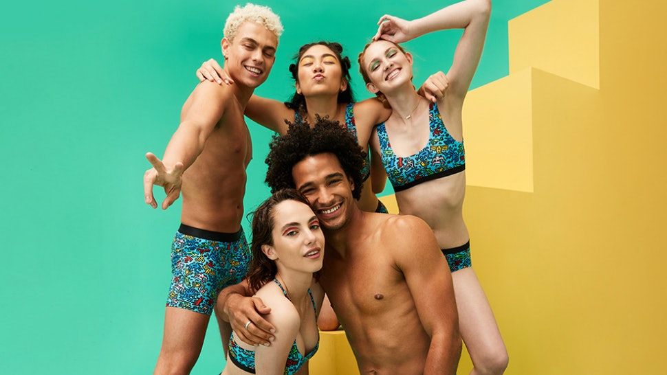 d3166d859b2 Where To Buy Keith Haring x MeUndies Underwear Because Panties Are About  Self-Expression
