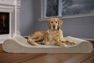 FurHaven Pet Orthopedic Luxe Pet Bed