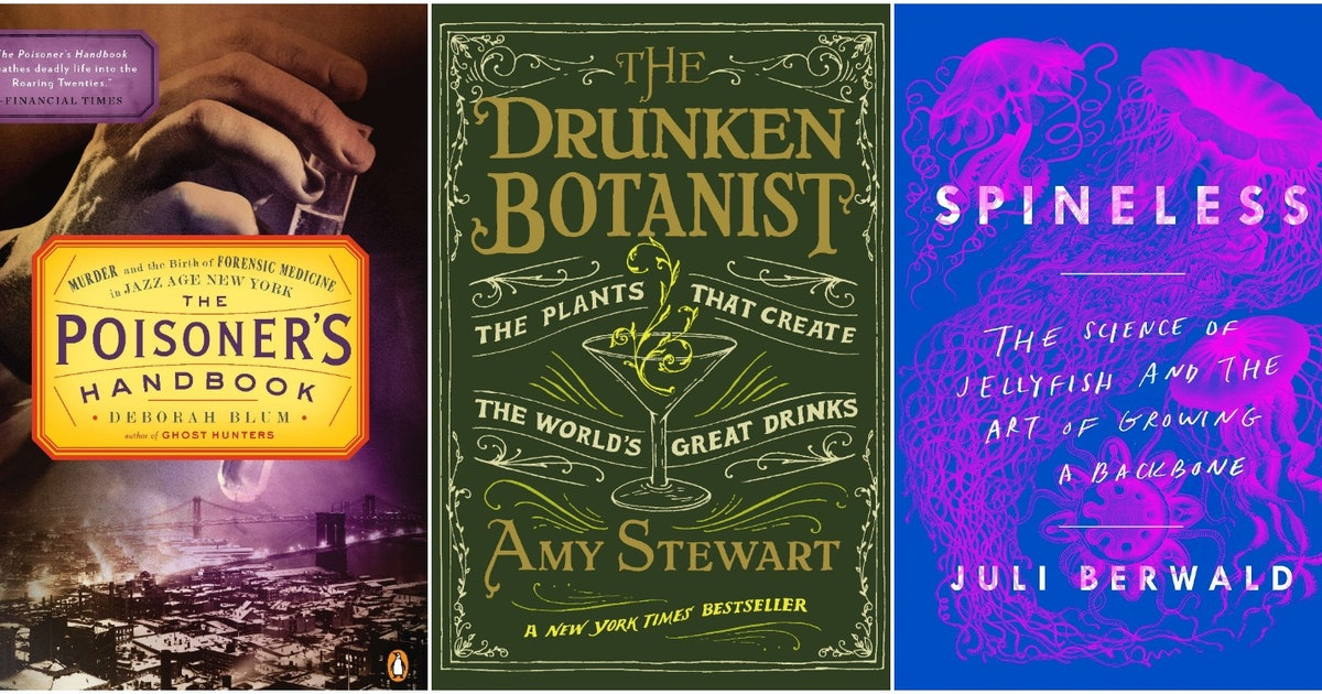 11 Nonfiction Books About Science That Will Explain The Weird, Wonderful World We Live In