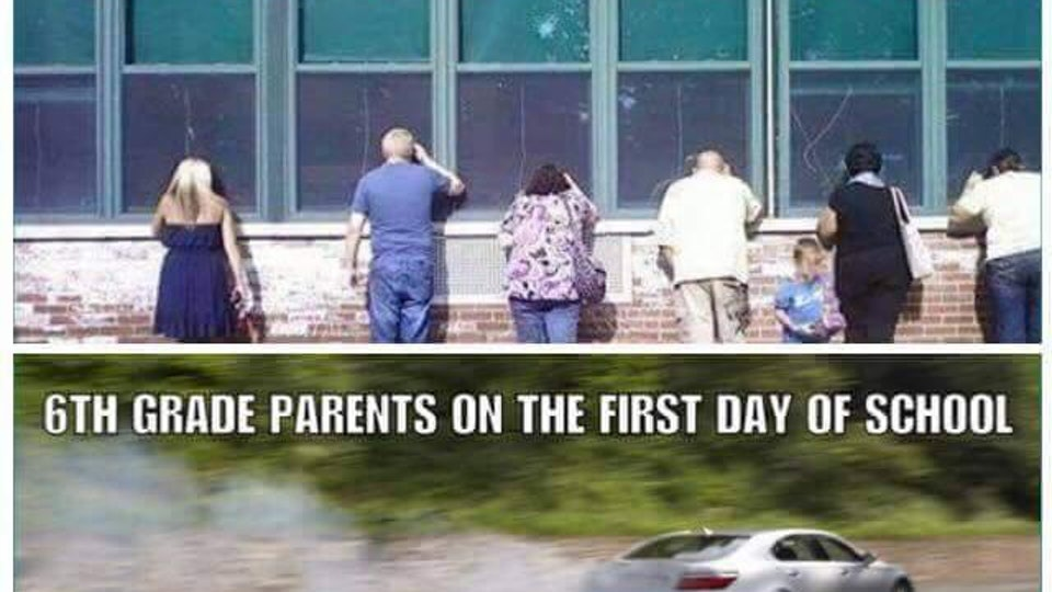 12 Hilarious Back-To-School Memes Every Parent Will ...