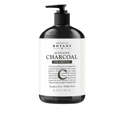 Brooklyn Botany Activated Charcoal Shampoo