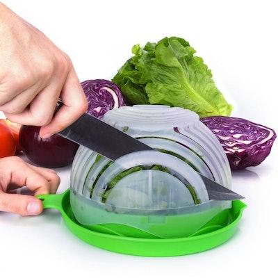 WEBSUN Salad-Cutter Bowl