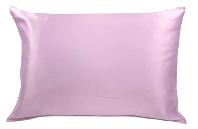 Celestial Silk Zippered 100% Mulberry Silk Pillowcase, Queen