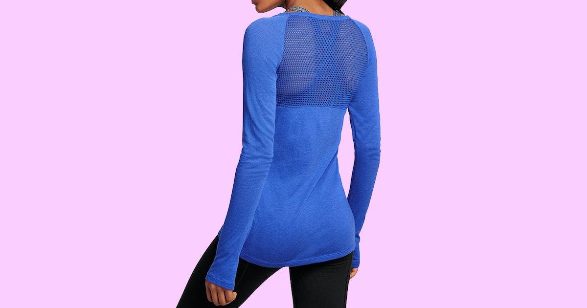 The 9 Best Long Workout Shirts 839a15b7a79