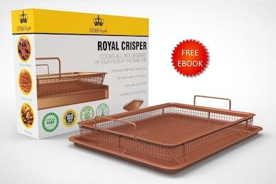 Kitchen Royale's Royal Copper Crisper