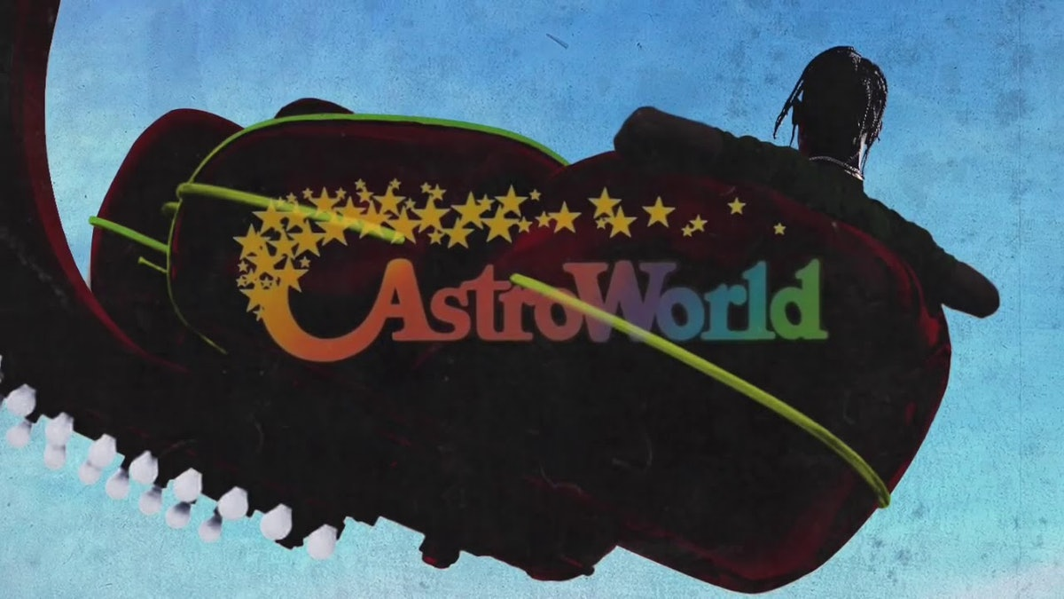 The Meaning Of Travis Scott's 'Astroworld' Is Rooted In Astrology & Here's The Proof
