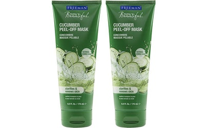 Freeman Feeling Beautiful Cucumber Peel-Off Gel Mask