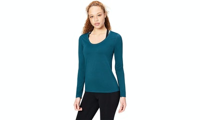 Core 10 Women's Lighter Than Air Performance Long Sleeve T Shirt