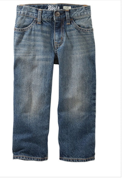 Toddler Boys' Classic Jeans