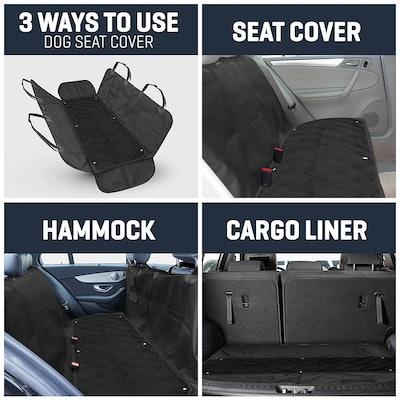 PetTech Luxury Car Seat