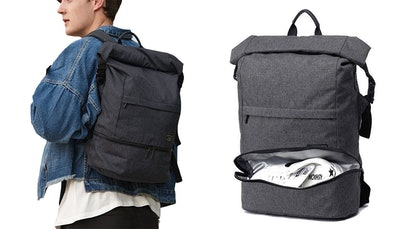 LYCSIX66 Bag With Shoe Pocket