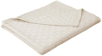 Superior 100% Cotton Thermal Blanket