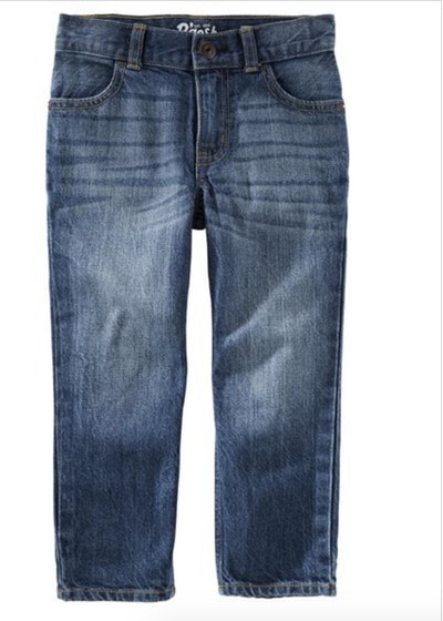 Baby Boys' Straight Jeans