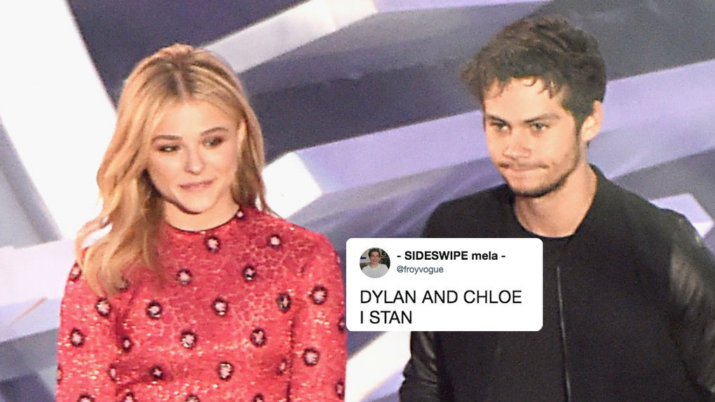 Are Chloe Grace Moretz Dylan O Brien Dating They Were Spotted On