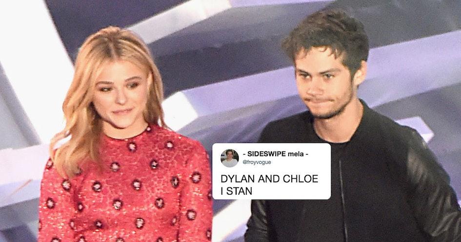 Who is chloe grace moretz dating in Australia
