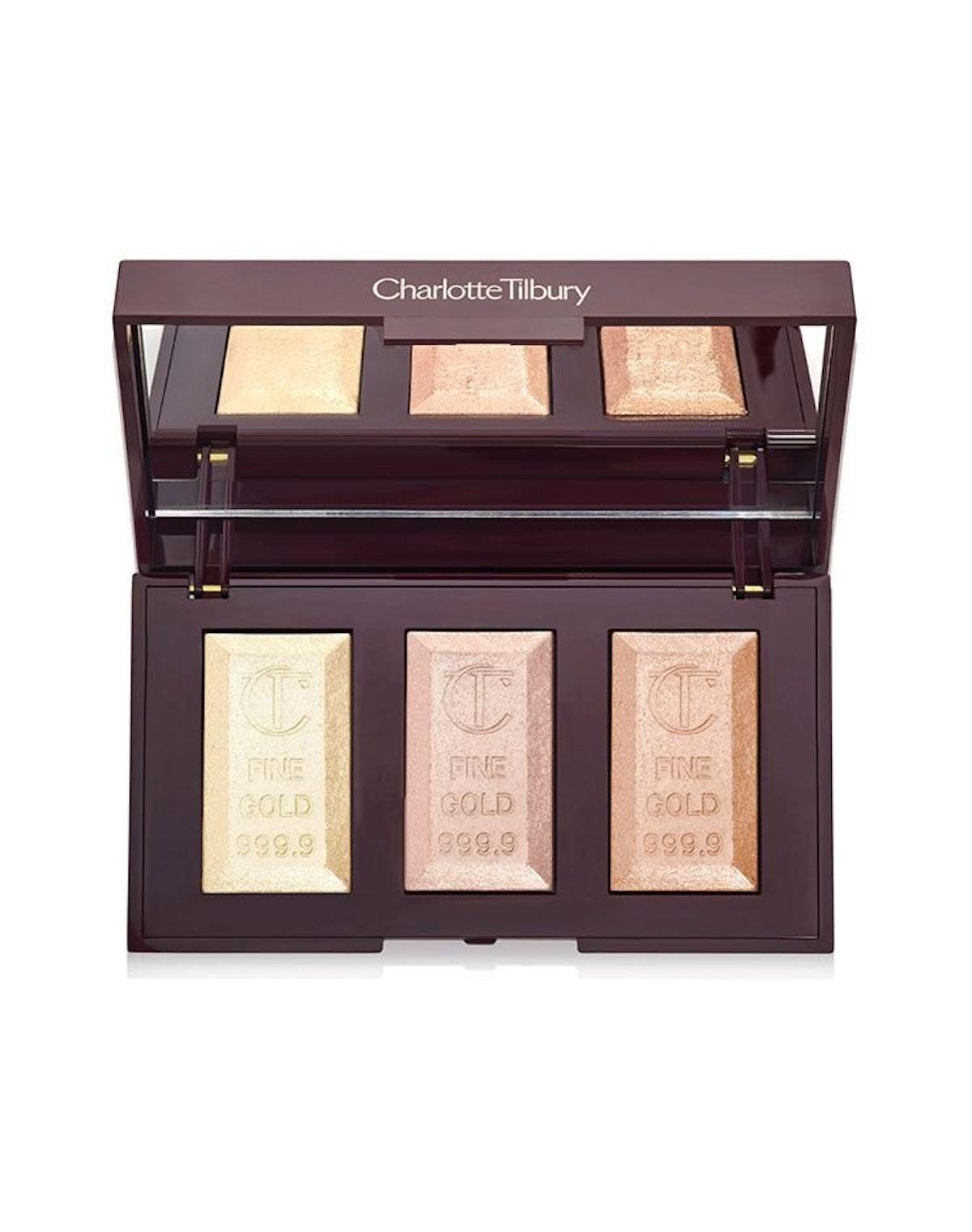 Charlotte Tilbury Bar of Gold Highlighting Palette