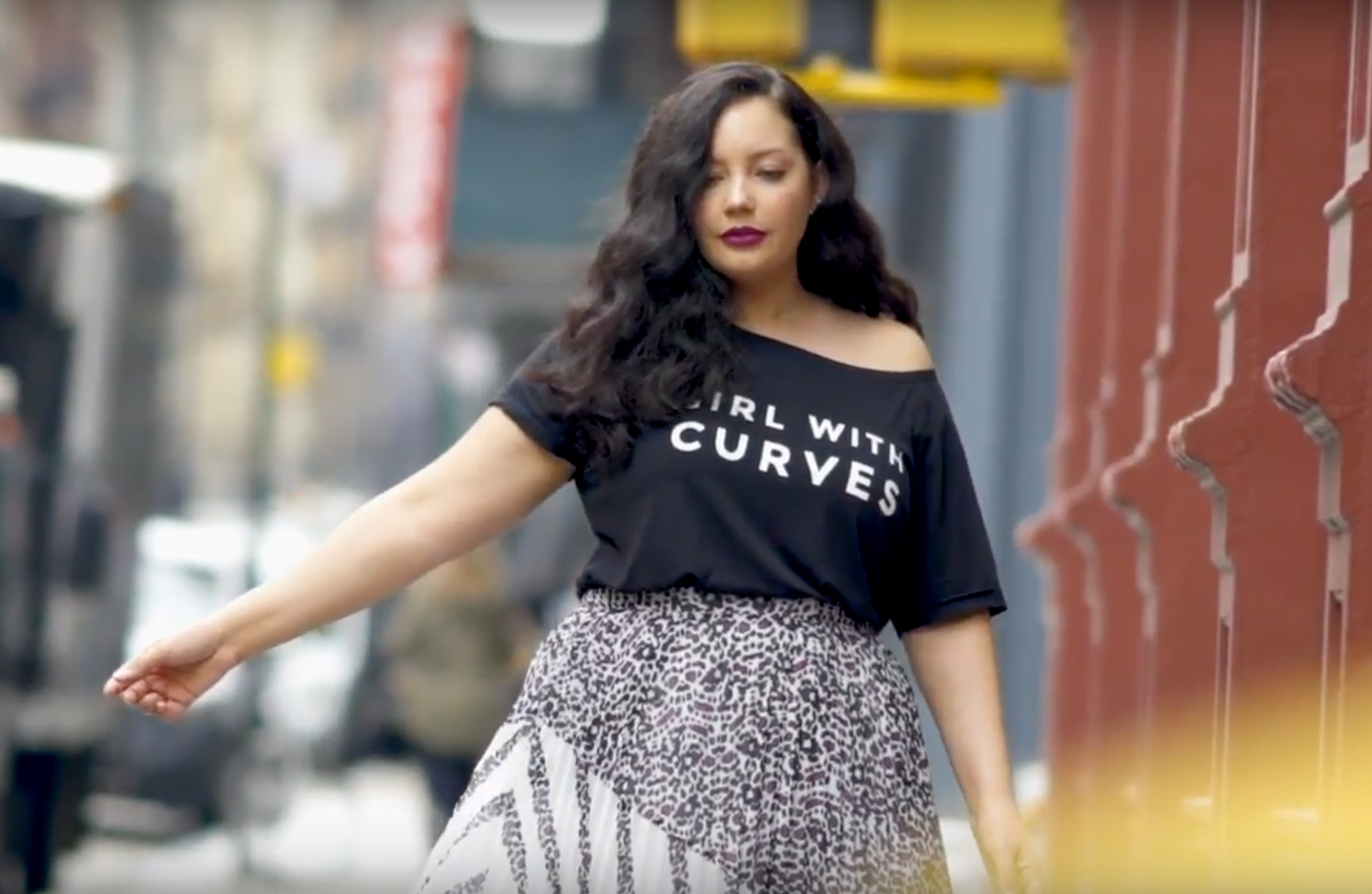 881d25e7b90 When Does Girl With Curves x Lane Bryant Launch  The Collab Is So Good