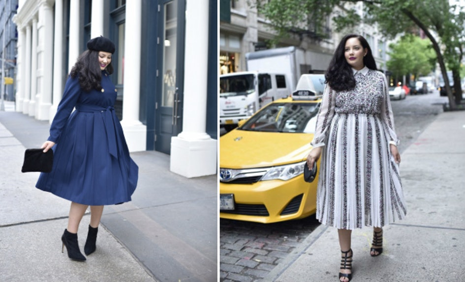 when does girl with curves x lane bryant launch the collab is so good