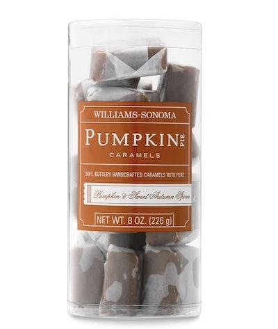 Pumpkin Pie Caramels
