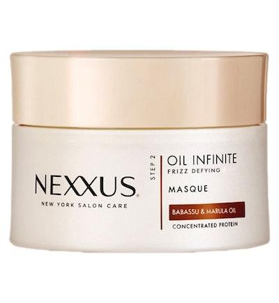 Nexxus Oil Infinite Frizz Defying Masque