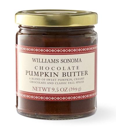 Chocolate Pumpkin Butter