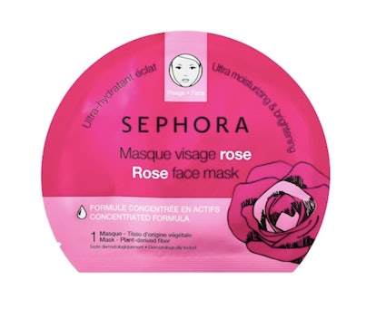 Sephora Collection Rose Face Mask