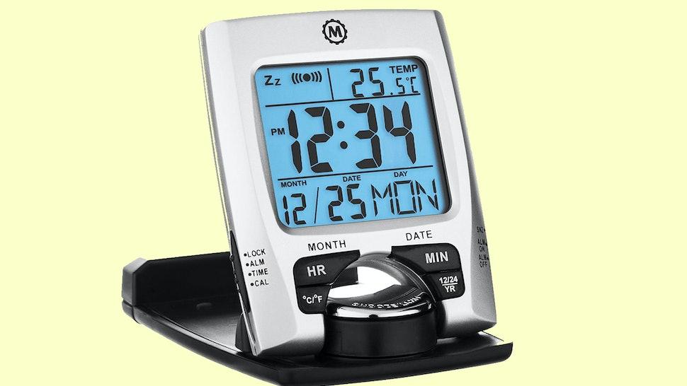 The 4 Best Travel Alarm Clocks