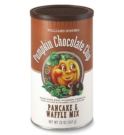 Pumpkin Chocolate Chip Mix