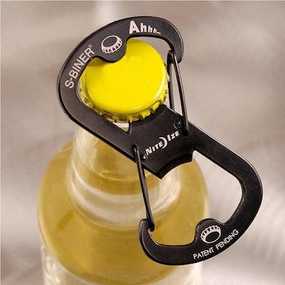 Nite Ize Carabiner Clip Bottle Opener