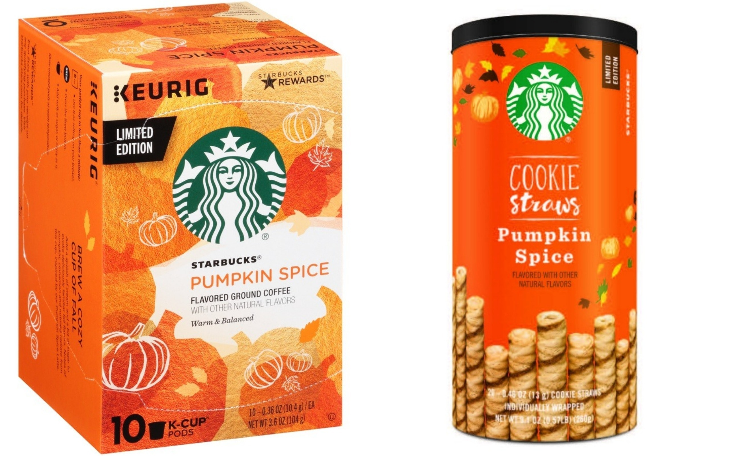 11fd9a19a57 Starbucks Pumpkin Spice Latte Products In Grocery Stores Are Expanding    They All Sound Delicious