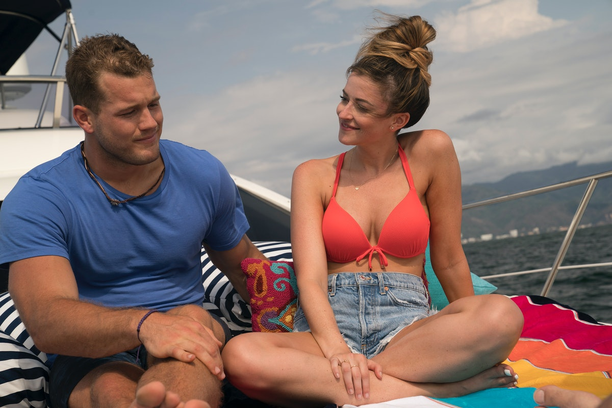 Colton and tia dating