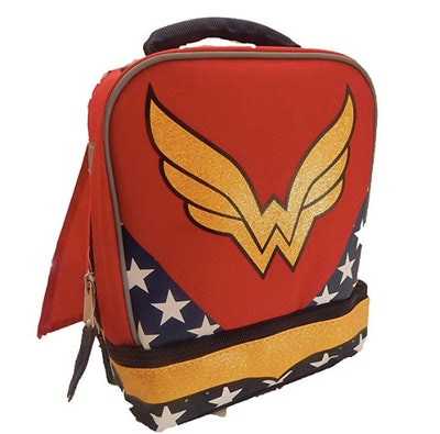 DC Super Hero Girls Wonder Women Lunch Bag