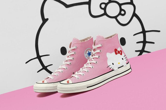 When Can You Buy Converse x Hello Kitty Shoes  These Kicks Are ... 11589d47b8