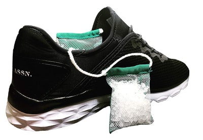 Crystalline Salts Shoe Deodorizer