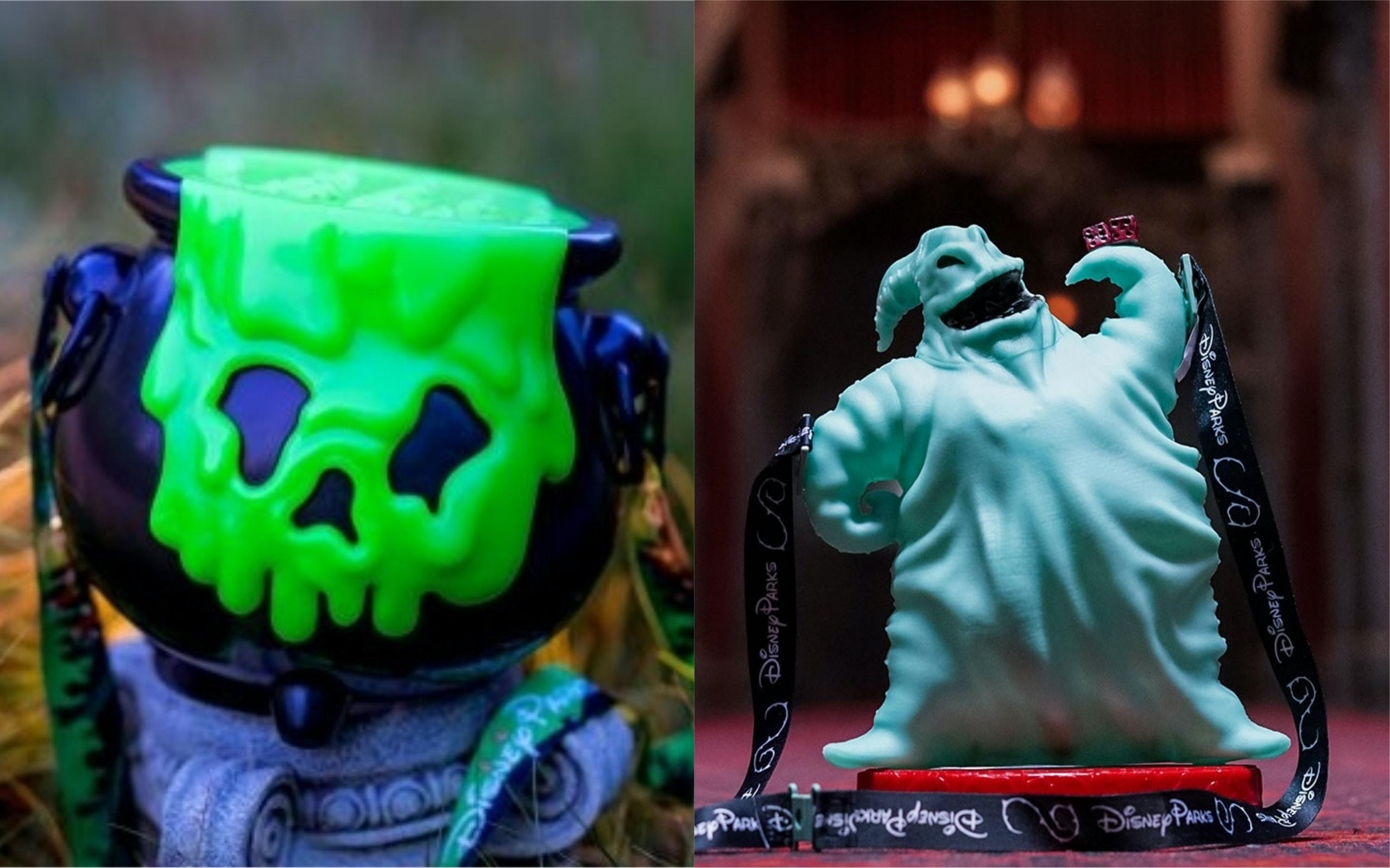 Disneyland Halloween Popcorn Bucket 2018.Disney Parks Halloween 2018 Merchandise Is A Spooky 90s
