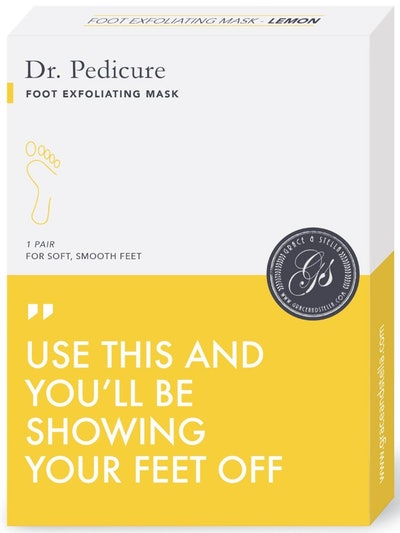 Dr. Pedicure Foot Exfoliation Peeling Mask