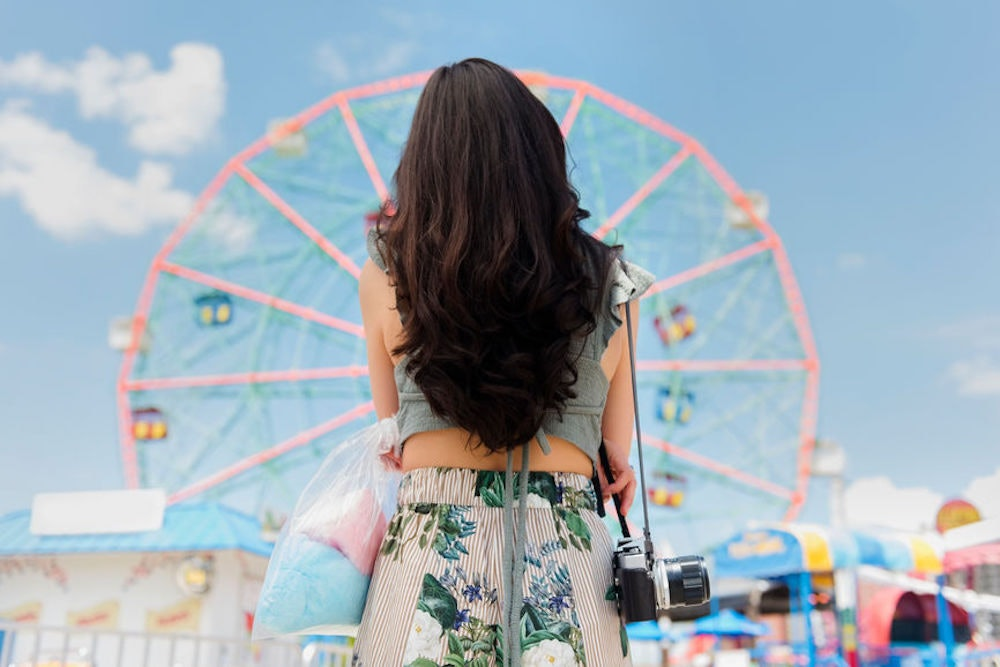28 Instagram Captions For Ferris Wheel Pictures, Because It's Fair