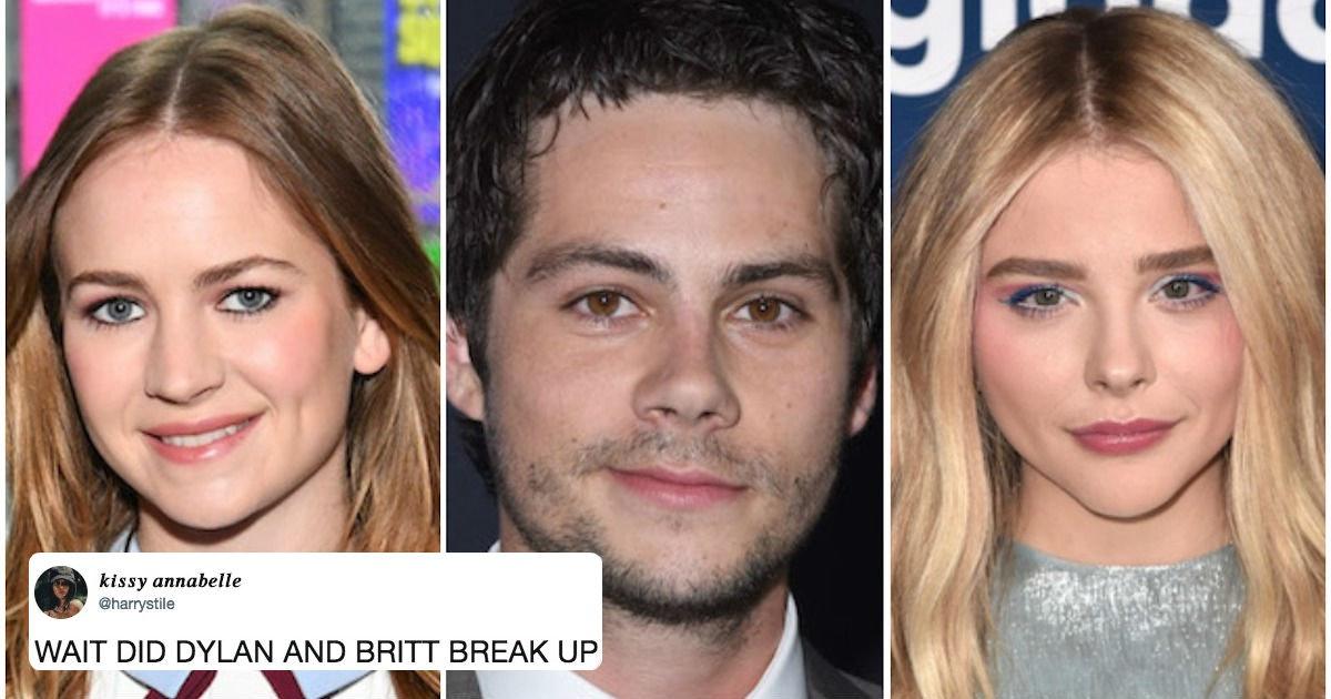 hvor lenge har Dylan o Brien vært dating Britt Robertson teenage dating bra eller dårlig