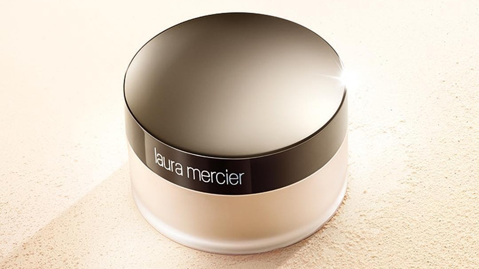 When Can You Buy Laura Mercier's Glowy Setting Powder? It's The ...
