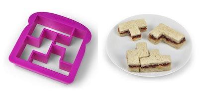Sandwich Crust Cutter Bites & Pieces, Tetris Puzzle