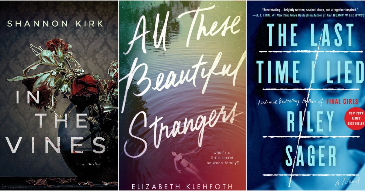 8 New Thrillers You May Have Missed This Summer, But Definitely Need To Read Before The Season Is Over