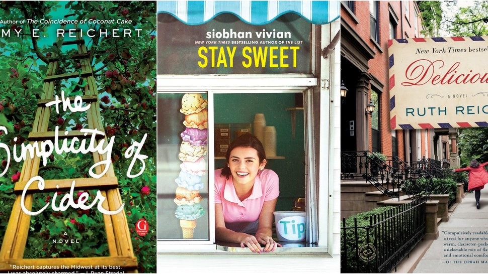 17 Books About Food And Romance That Celebrate Both In All