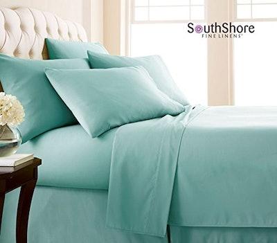 Southshore Fine Linens, Six-Piece Sheet Set